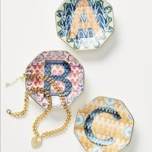 New! Monogram Trinket Dish